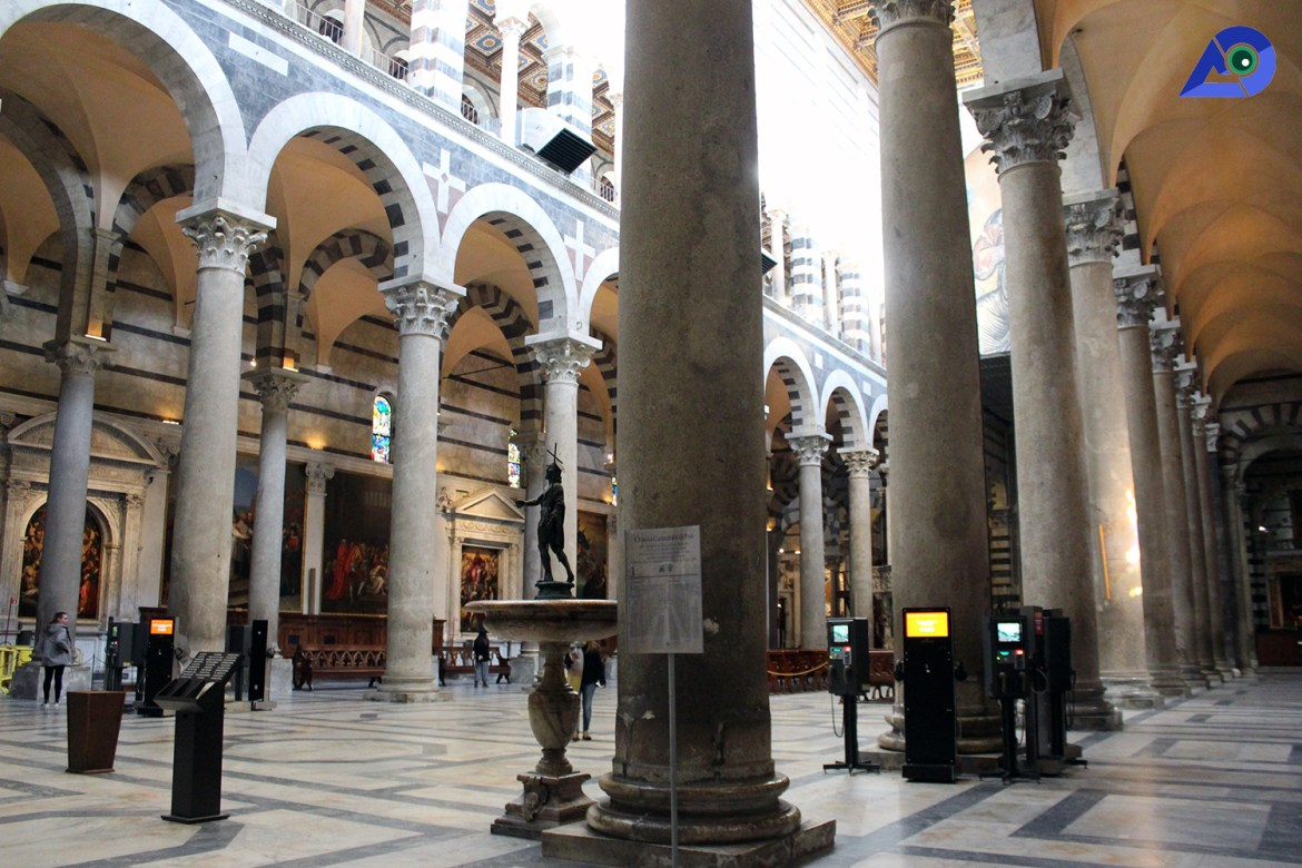 The Cathedral of Pisa 3