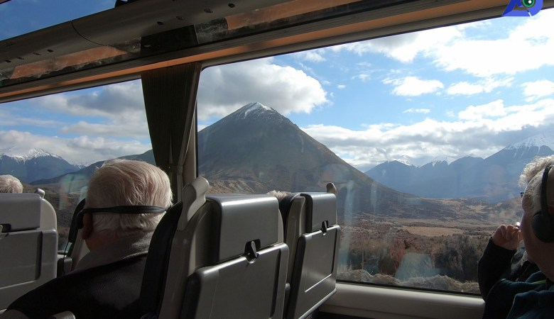 TranzAlpine - New Zealand's Most Scenic Train Journey