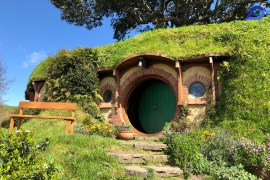 We Visited Hobbiton Movie Set With GreatSights In New Zealand