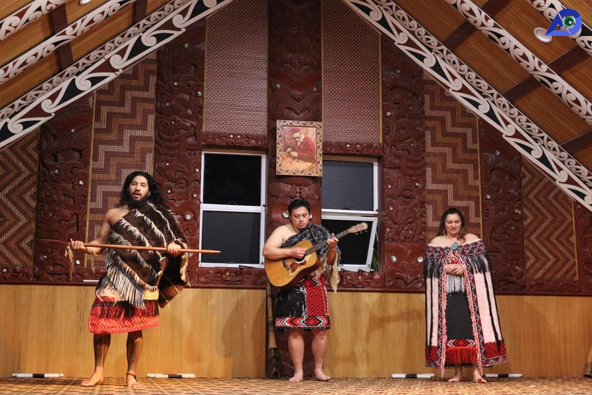 Maori Performance