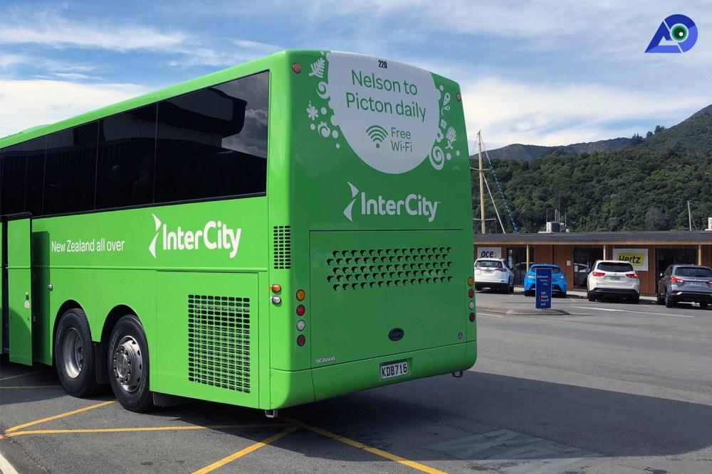 InterCity - New Zealand's Best Transportation System