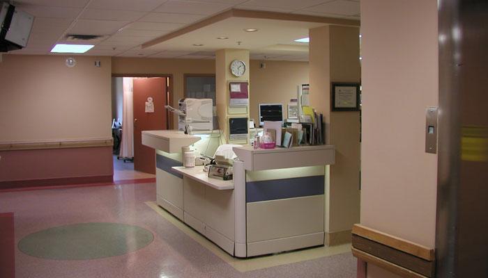 Nurses' Desk