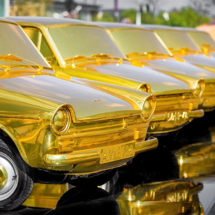 'Gouden pronkstuk'