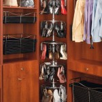 Closet accessories
