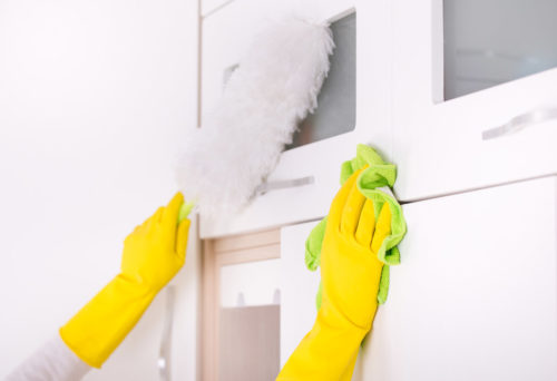 cleaning and care tips