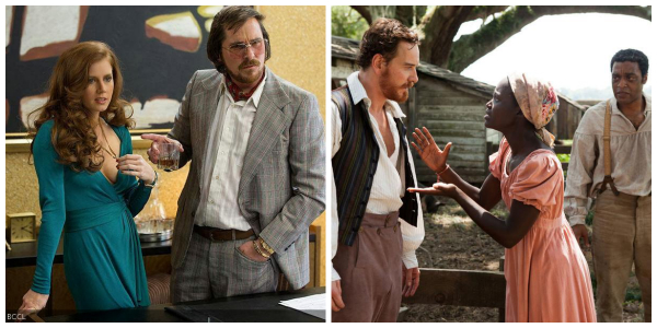 American Hustle and 12 Years a Slave lead the Golden Globe nominations with seven apiece