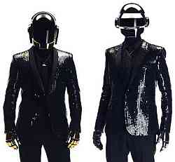 Daft Punk, took a look back to build the future