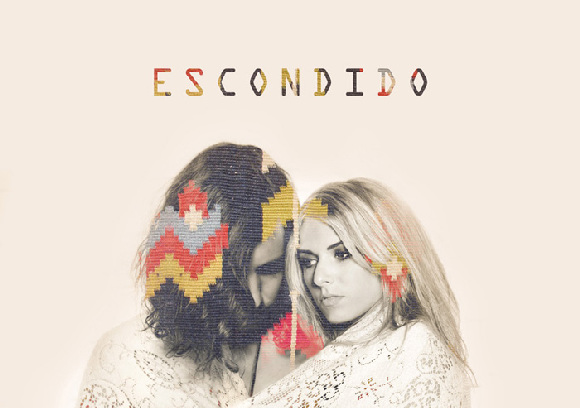 'Ghost of Escondido' by the Country/Western duo Escondido is getting praise from the likes of David Lynch