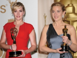 Kate Winslet just needs a Tony to get her EGOT