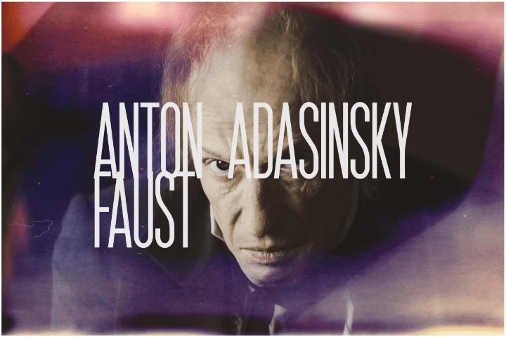36. Anton Adasinkey, Faust