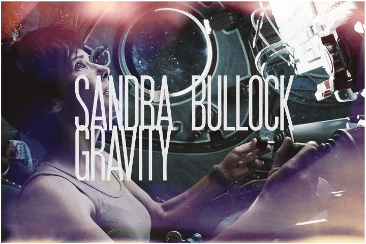 33. Sandra Bullock, Gravity