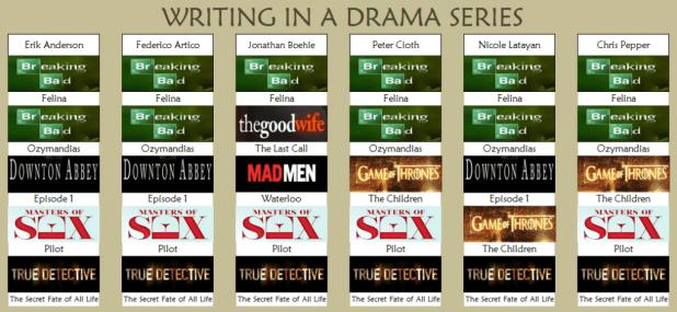 DramaSeriesWriting