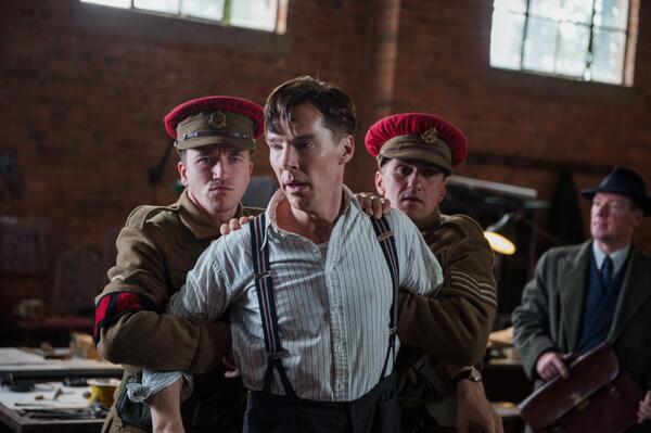 Benedict Cumberbatch in The Weinstein Company's The Imitation Game