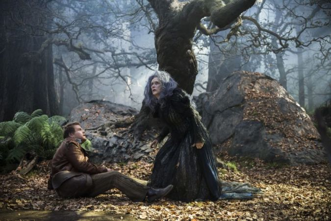 Meryl Streep, Into the Woods