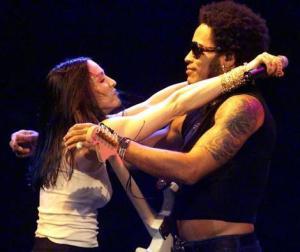 Madonna-Lenny-Kravitz
