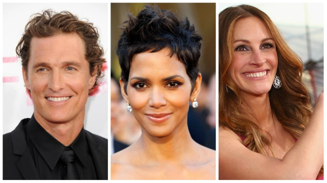 Matthew McConaughey, Halle Berry and Julia Roberts lead the Emmy presenters roster