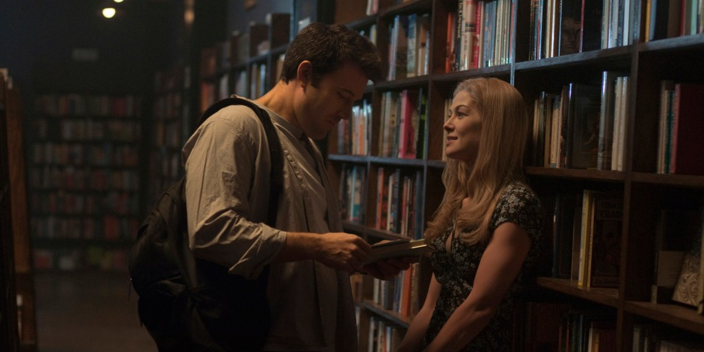 Gone Girl, one of 114 original scores eligible for the 87th Academy Awards