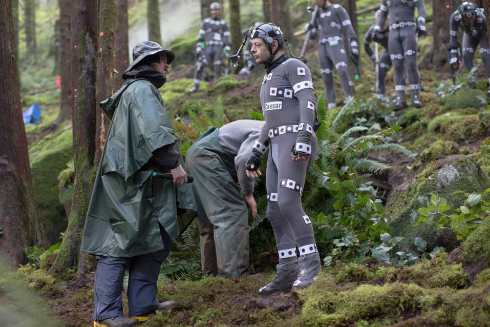 The visual effects work for Dawn of the Planet of the Apes is up for five awards from the Visual Effects Society