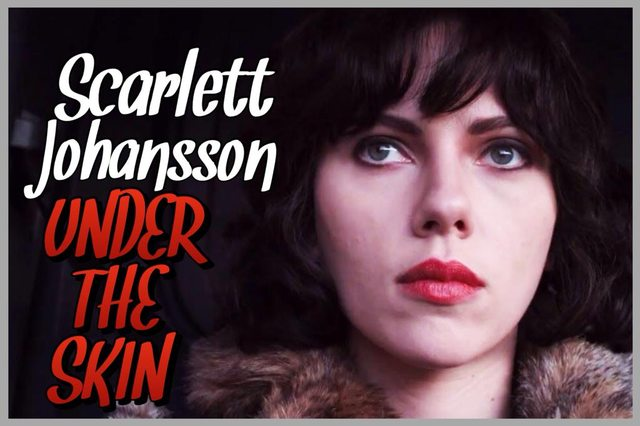 22 - Scarlett Johansson - Under the Skin