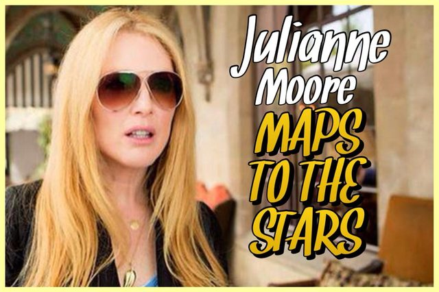 6 - Julianne Moore- Maps to the Stars