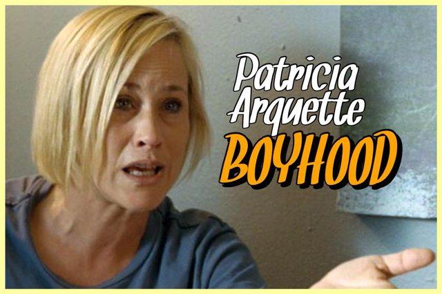 9 - Patricia Arquette - Boyhood