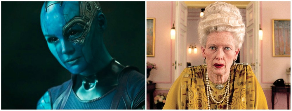 Guardians of the Galaxy and The Grand Budapest Hotel