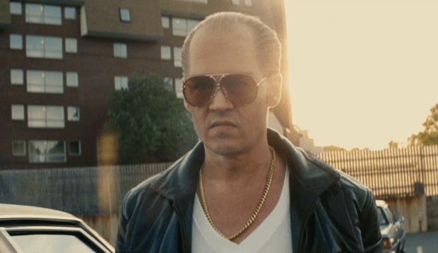 Johnny Depp is coming for gold in Black Mass