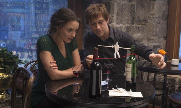 Joseph Gordon-Levitt and Charlotte star in 'The Walk'