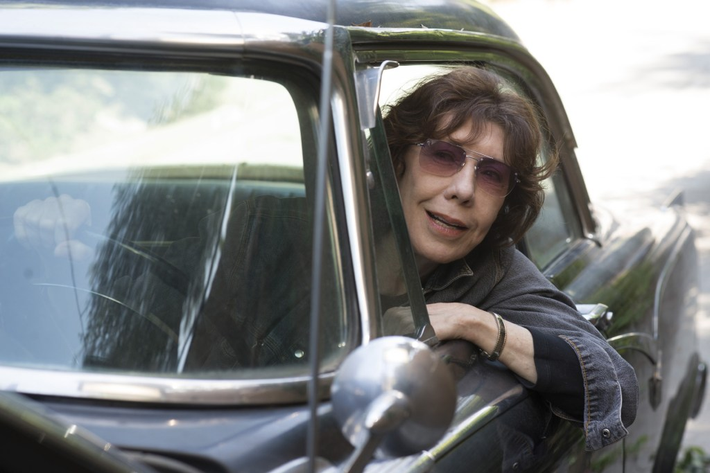 A Funny Thing Happened on the Way to an Abortion: Lily Tomlin in 'Grandma'