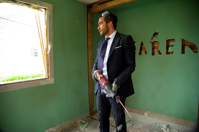 Jake Gyllenhaal is a path to Demolition