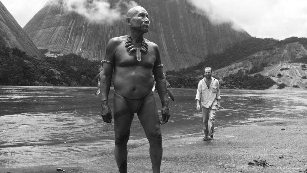 Colombia's Embrace the Serpent, one of 81 films submitted for the Foreign Language Film Oscar