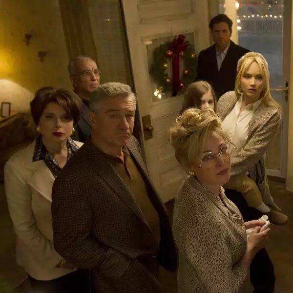 The cast of 'Joy'