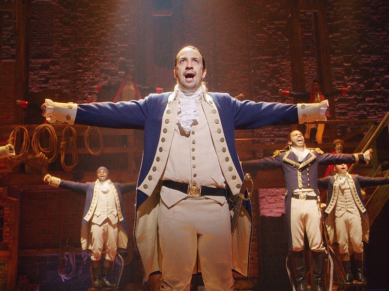 Lin-Manuel Miranda's revolutionary HAMILTON dominates the 2016 Tony Awards with 11 wins