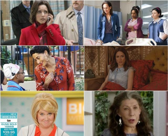 Lead Actress in a Comedy Series - 5 for JLD or Will Metcalf Spoil?