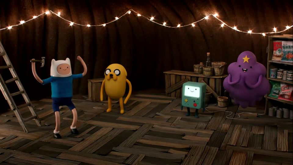 Cartoon Network's Adventure Time Awarded Two Juried Wins
