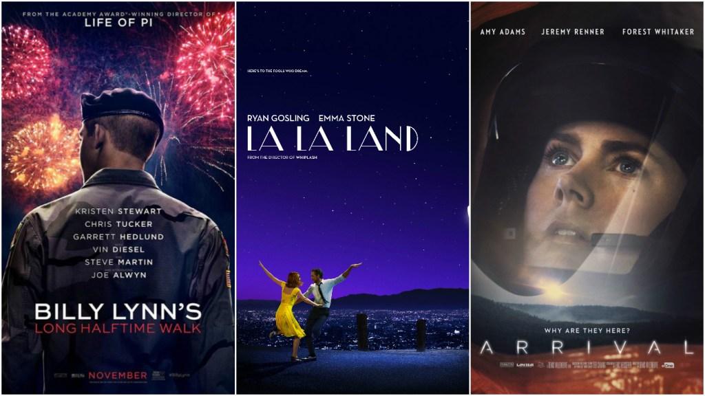 2017-oscar-predictions-october-cinematography-film-editing-billy-lynn-la-la-land-arrival