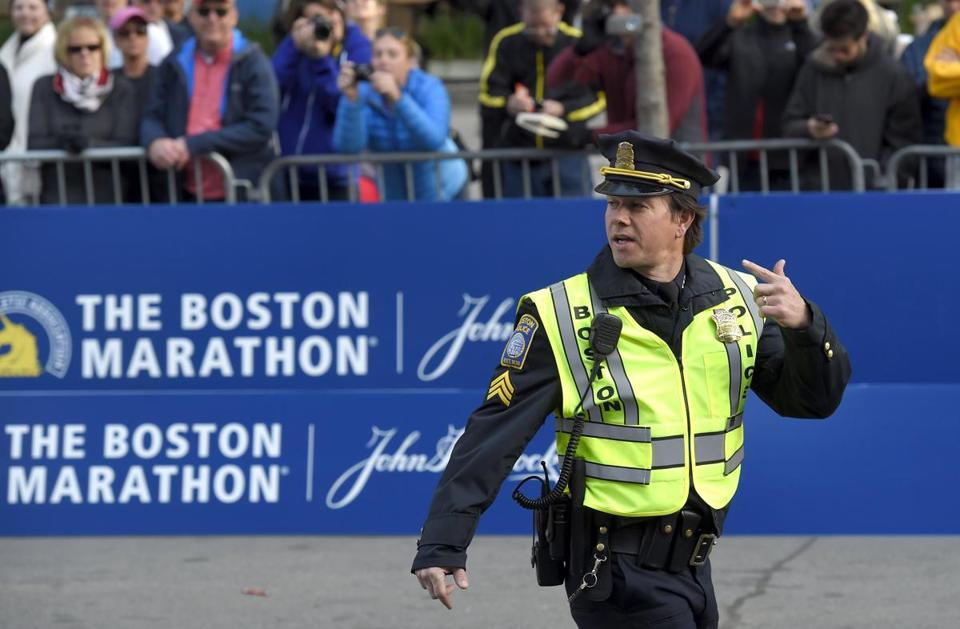 Mark Wahlberg stars in Patriots Day, will close AFI Fest