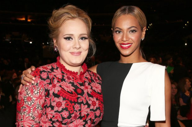 Adele or Beyoncé? Beyoncé or Adele? Who will win Album of the Year?