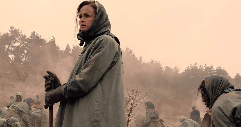 Alexis Bledel of Hulu's Emmy-winning The Handmaid's Tale