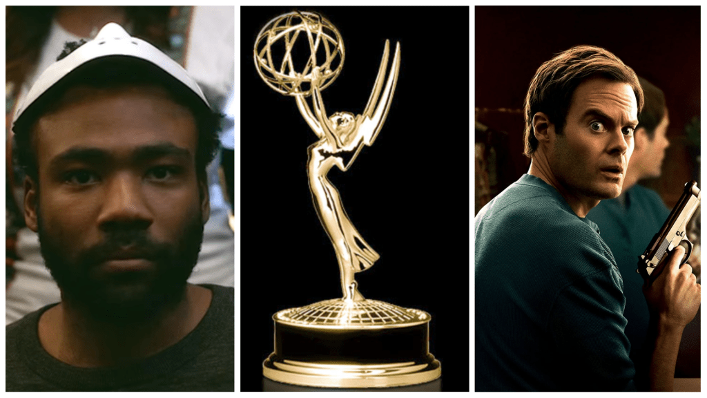 An epic Emmy battle could happen between Donald Glover and Bill Hader this year
