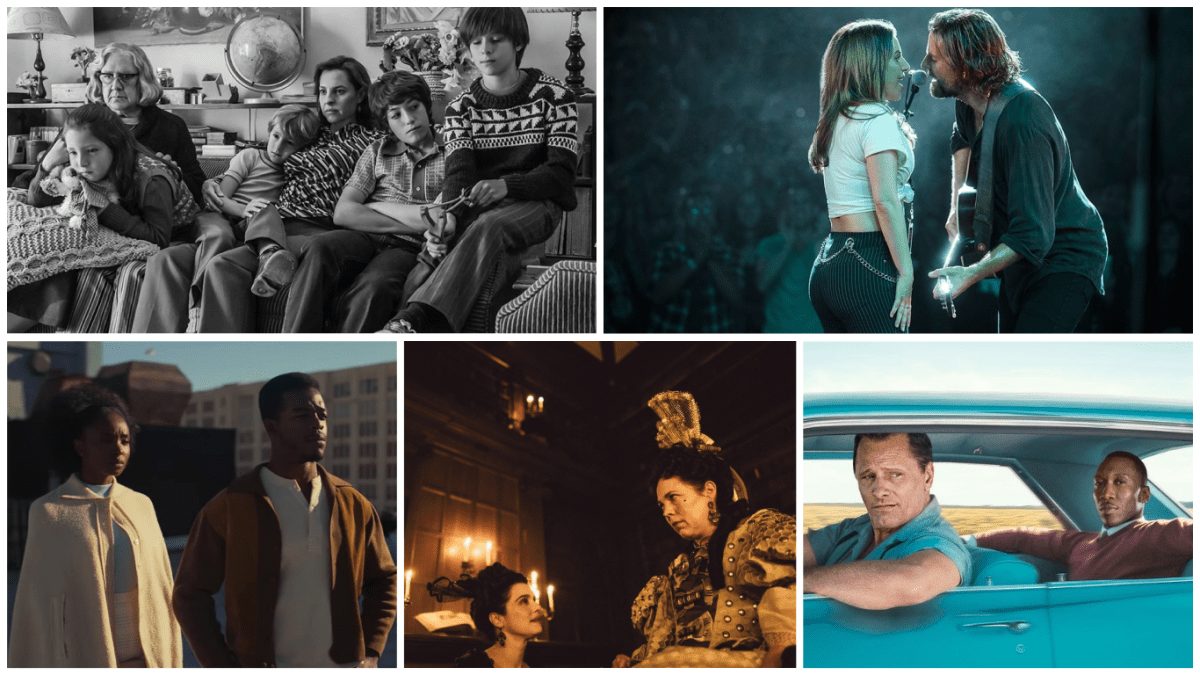 Predictions for 2019 oscars
