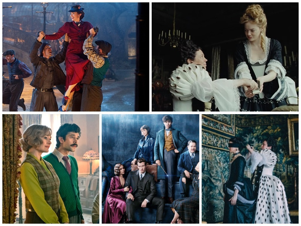 2019-oscars-production-design-costume-design-november-the-favourite-mary-poppins-grindelwald