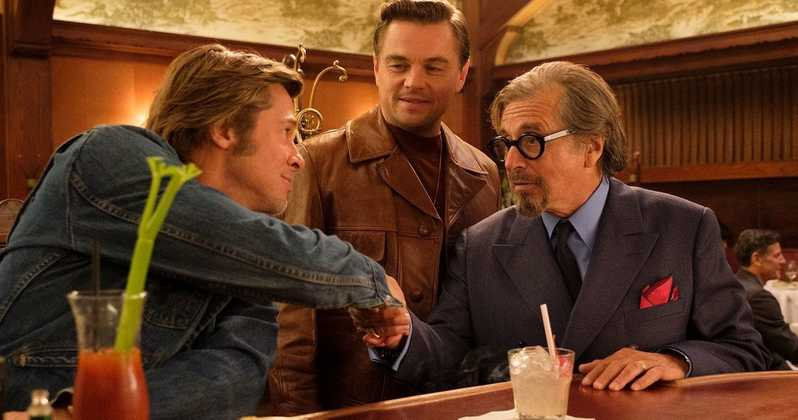 ONCE UPON A TIME IN HOLLYWOOD (Sony/Columbia)