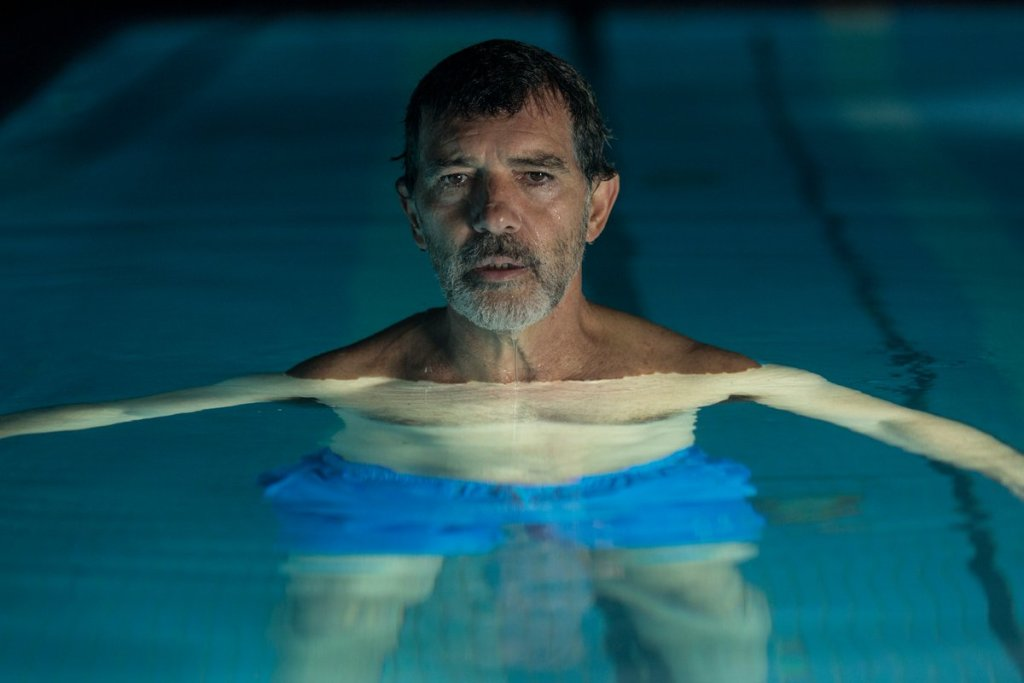 Antonio Banderas in PAIN AND GLORY (Sony Classics)
