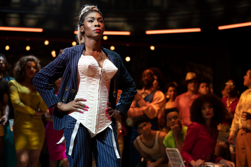 """POSE -- """"Never Knew Love Like This Before"""" -- Season 2, Episode 4 (Airs Tues, July 9, 10:00 p.m. e/p) Pictured:  Angelica Ross as Candy. CR: Macall Polay/FX"""