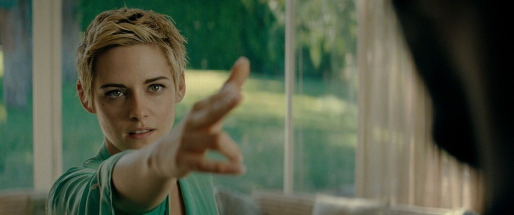 Kristen Stewart as Jean Seberg in SEBERG
