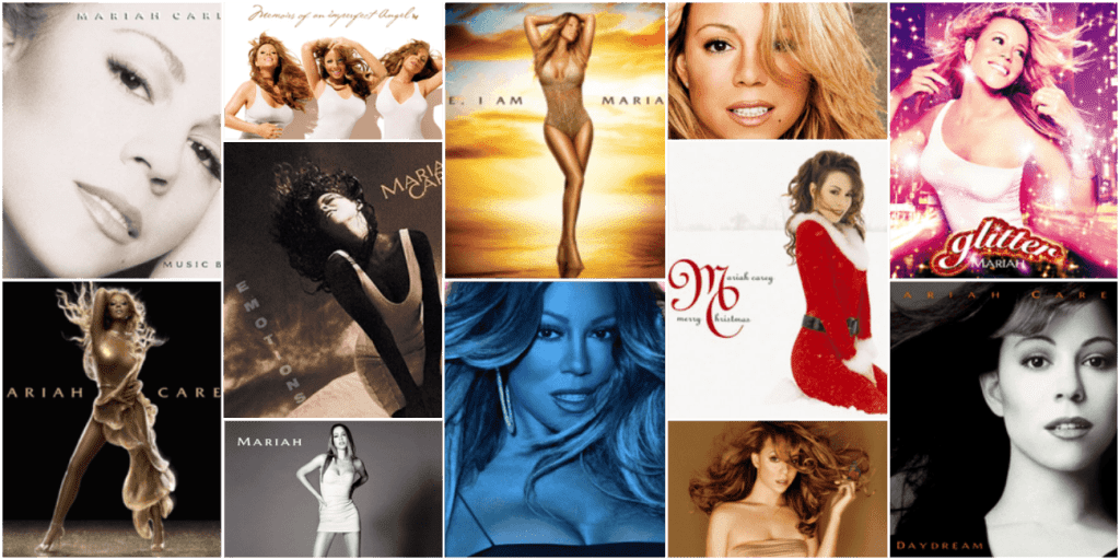 mariah-carey-albums-ranked