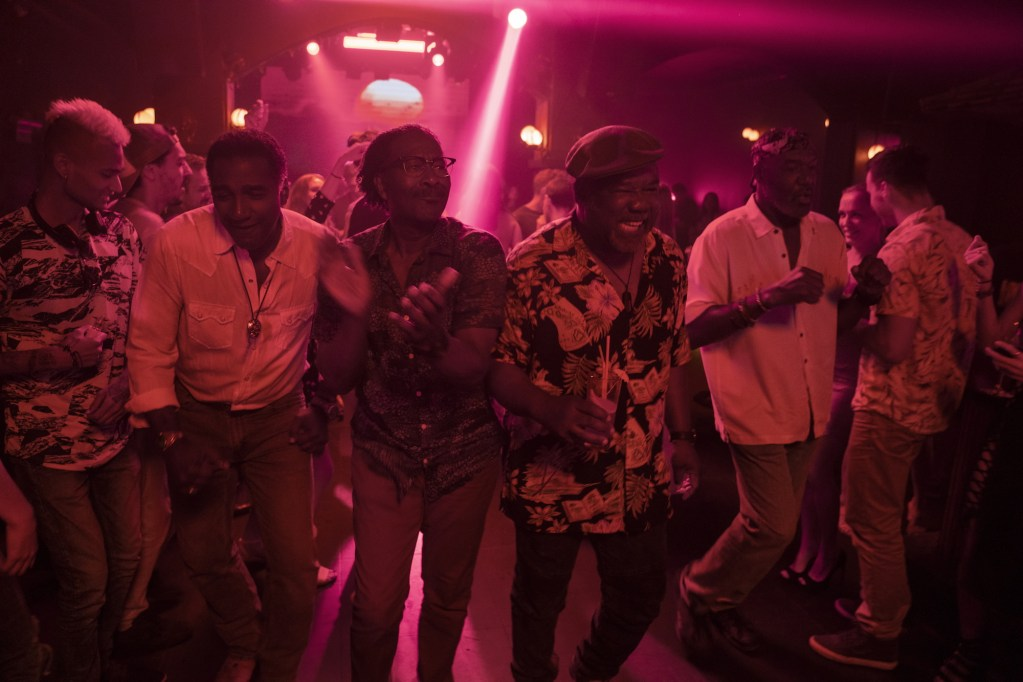 DA 5 BLOODS (L to R) NORM LEWIS as EDDIE, CLARKE PETERS as OTIS, ISIAH WHITLOCK JR. as MELVIN and DELROY LINDO as PAUL in DA 5 BLOODS Cr. DAVID LEE/NETFLIX © 2020