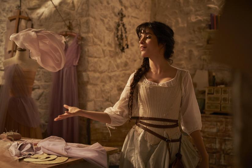 Camilla Cabello stars in CINDERELLA Photo: Kerry Brown