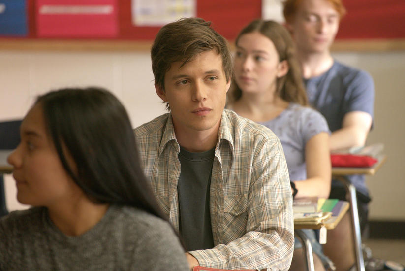 """A TEACHER """"Episode 2"""" (Airs Tuesday, November 10) - - Pictured: Nick Robinson as Eric Walker. CR: Chris Large/FX"""